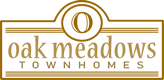 Oak Meadows Townhomes Logo